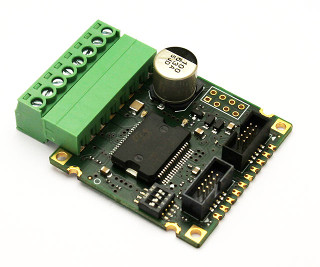 Daisy 2 v2 stepper motor driver board for Stepper motor integrated controller