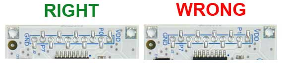 DAISY-22 - I2C bus 8 channel I/O expander