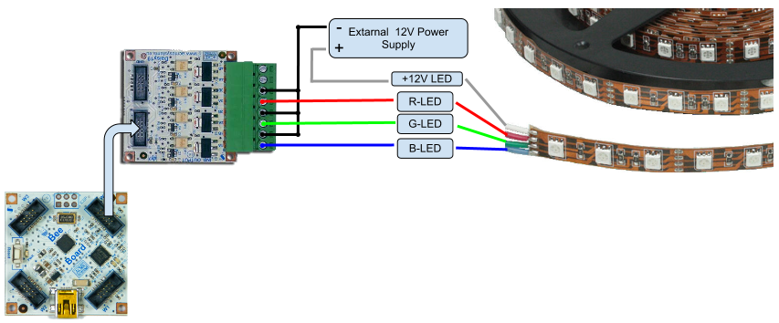 Led Drivers 12v as well En besides Index furthermore Inverter 100w 12v Dc To 220v Ac in addition How To Install Interior Car Lights With LED Strip Light. on 12v led light circuit