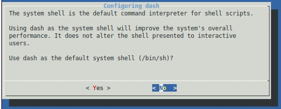 Build a Debian Linux root filesystem
