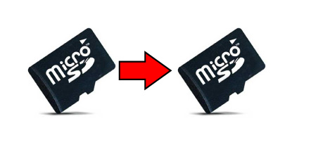 How to make a copy of a bootable Linux microSD