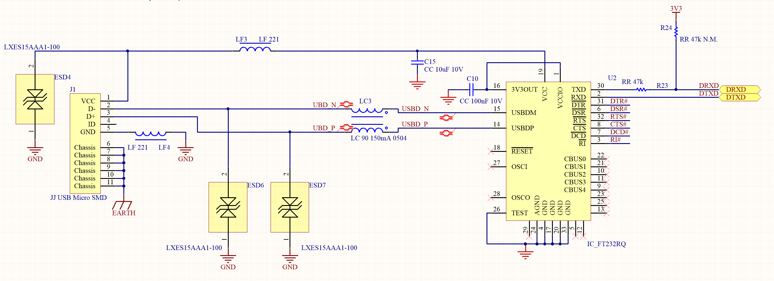 How To Design The Usb Circuitry