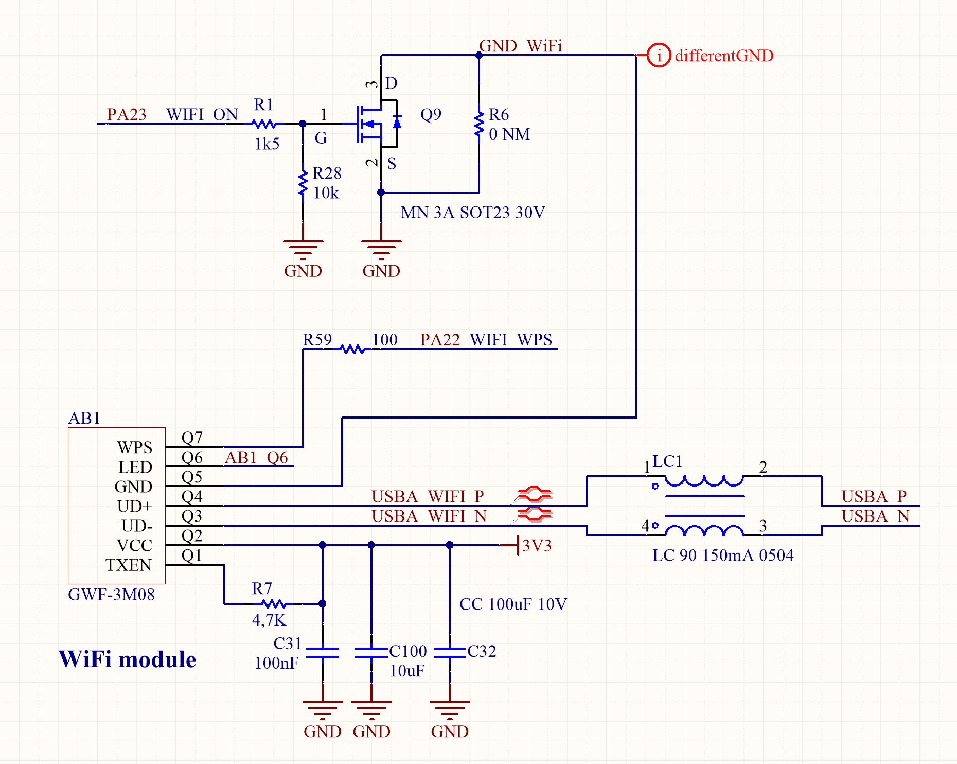 [DIAGRAM_4FR]  How to design the USB circuitry | Internal Usb Wiring Diagram |  | Acme Systems